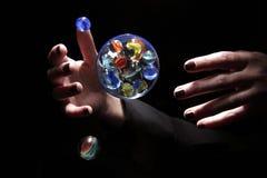 Kontrolować wszechświat zdjęcie royalty free