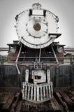 kontrpara stary pociąg Obrazy Stock