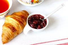 Kontynentalny śniadanie Obraz Stock