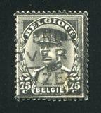 Konung Albert som skrivs ut av Belgien Royaltyfri Foto