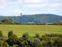 Konung Alfreds Tower Fotografering för Bildbyråer