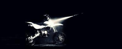 Konung av mopeden Fotografering för Bildbyråer
