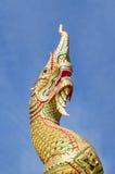 Konung av Nagas Arkivfoto