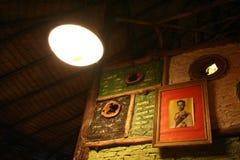 Konung av Thailand Arkivfoto