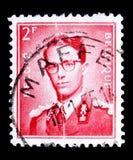Konung Baudouin, serie, circa 1953 Fotografering för Bildbyråer