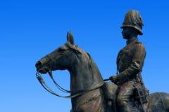 Konung Rama Five Monument Royaltyfria Bilder