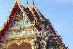 Konung Taksin det stort i det Pattani landskapet, Thailand arkivfoton