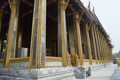 KONUNGAR FÖRLÄGGER I BANGKOK THAILAND Royaltyfria Bilder