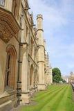Konungar högskola, Cambridge Arkivbild
