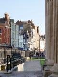 Konungen ståtar, Cambridge, England Royaltyfria Bilder