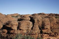 Konungkanjon NT Australien Royaltyfri Fotografi