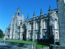 Konungs högskola, Aberdeen, UK Royaltyfri Fotografi