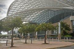 Konventcentrum San Juan, Puerto Rico royaltyfri foto