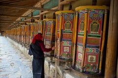 Konverterad korridor av Gannan Arkivfoton
