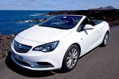 Konvertibel bil Fotografering för Bildbyråer