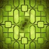 konvext designexponeringsglas Royaltyfria Bilder