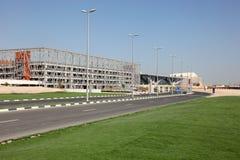 Konwenci Centre w Doha, Katar Fotografia Royalty Free