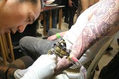 konwencja tatuaż zdjęcie royalty free