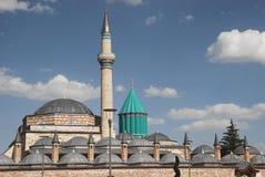 Konya – Mevlâna Müzesi And Mausoleum - Museum - Turkey Royalty Free Stock Images