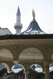 konya mevlana清真寺博物馆火鸡 免版税库存照片