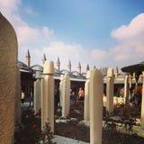 Konya Mevlana museum Royaltyfria Bilder
