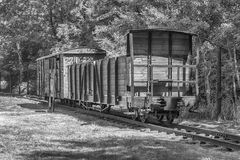 Konzentrationslager Lizenzfreies Stockfoto