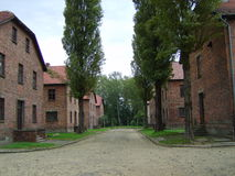 Konzentrationslager Stockfotografie