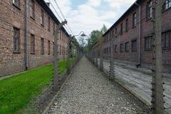 Konzentrationslager auschwitz Stockbilder