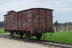 Konzentrationslager Auschwitz birkenau Lizenzfreie Stockfotografie
