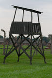 Konzentrationslager Auschwitz birkenau Lizenzfreies Stockbild