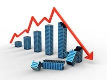 Eigentums-Blase stock abbildung