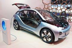 Konzept-Auto BMW-i3 Lizenzfreies Stockbild