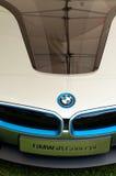 Konzept-Auto BMW-i8 Lizenzfreie Stockbilder