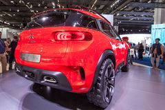 Konzept-Auto Citroen Aircross am IAA 2015 Lizenzfreie Stockfotos