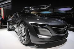 Konzept Auto-Opels Monza lizenzfreie stockfotos