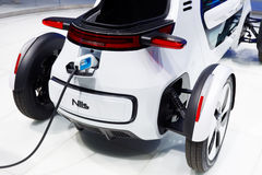 Konzept-Auto Volkswagen-Nils Lizenzfreie Stockbilder