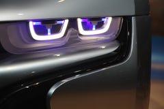 Konzept BMWs i8 Stockbilder
