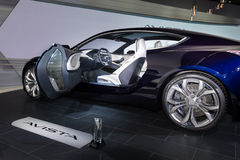 Konzept Buicks Avista Stockfoto