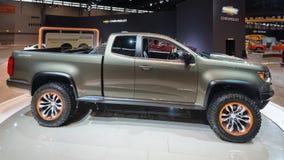 Konzept 2015 Chevrolets Colorado ZR2 Lizenzfreie Stockfotografie