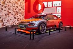 Konzept 2016 Citroen C3 WRC Lizenzfreies Stockbild
