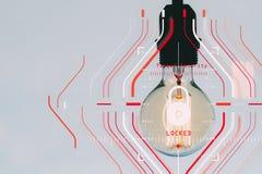 Konzept der allgemeine Daten-Schutz-Regelung (GDPR) und der Sicherheit C Lizenzfreies Stockbild
