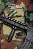 Konzept der AMERIKANISCHEN Armee Lizenzfreie Stockbilder