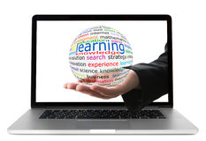 Konzept der Ausbildung stockfoto