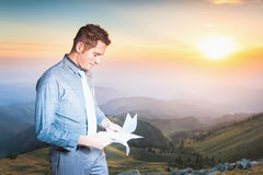Konzept der beruflicher Laufbahn und Zukunftspläne im Geschäft Lizenzfreies Stockfoto