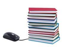 Konzept der Ebücher und pädagogisches. Stockfotografie