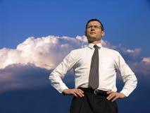 Konzept der Führung. Lizenzfreies Stockfoto