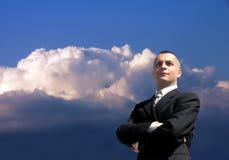 Konzept der Führung. lizenzfreie stockbilder