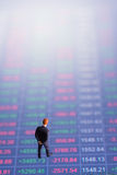 Konzept der finanziellbörse Stockbild
