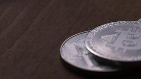 Konzept der Finanzierung und der Schlüssel-währung stock footage