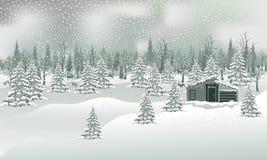 Konzept der frohen Weihnachten und des guten Rutsch ins Neue Jahr des Zusammenfassungsvektors, Hintergrundtapete vektor abbildung